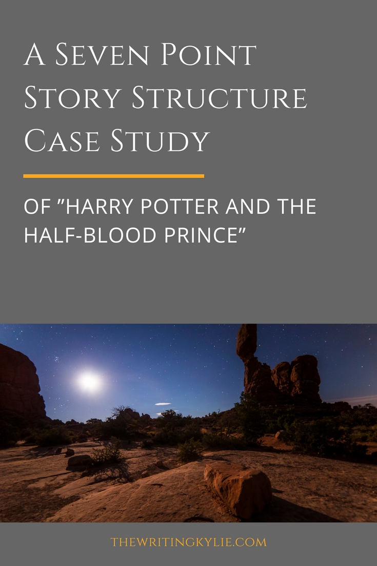 "A Seven Point Story Structure Case Study of ""Harry Potter and the Half-Blood Prince"" + a FREE Download"