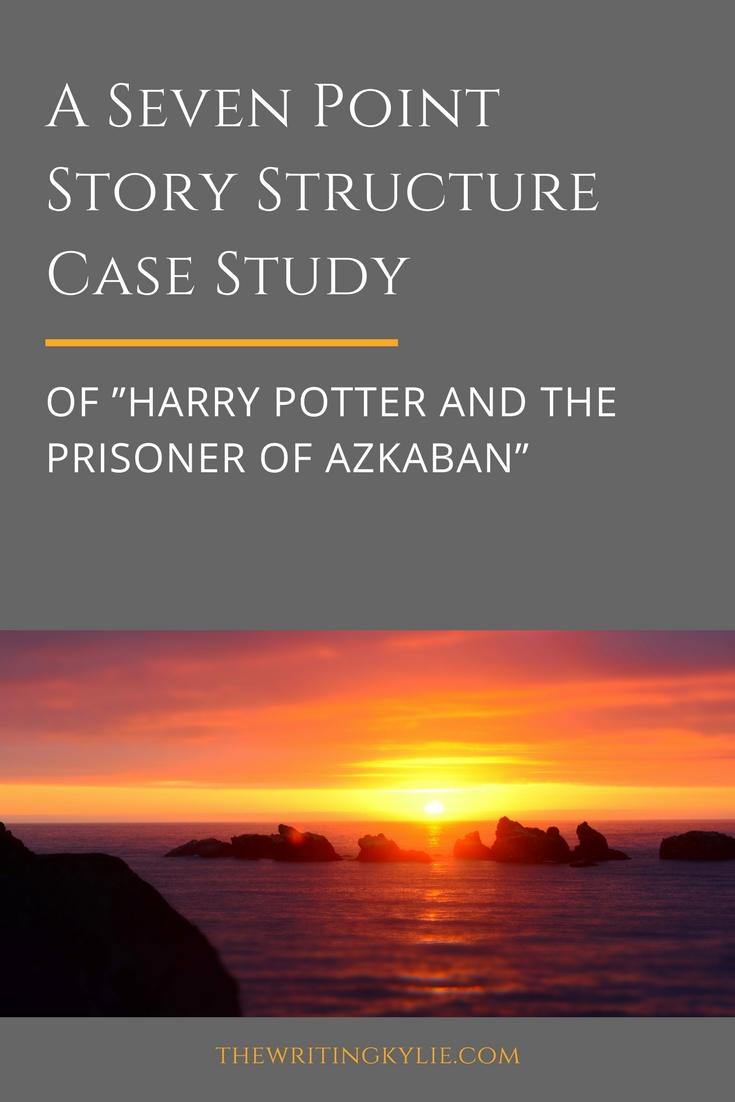 """A Seven Point Story Structure Case Study of """"Harry Potter and the Prisoner of Azkaban"""" + a FREE Download"""