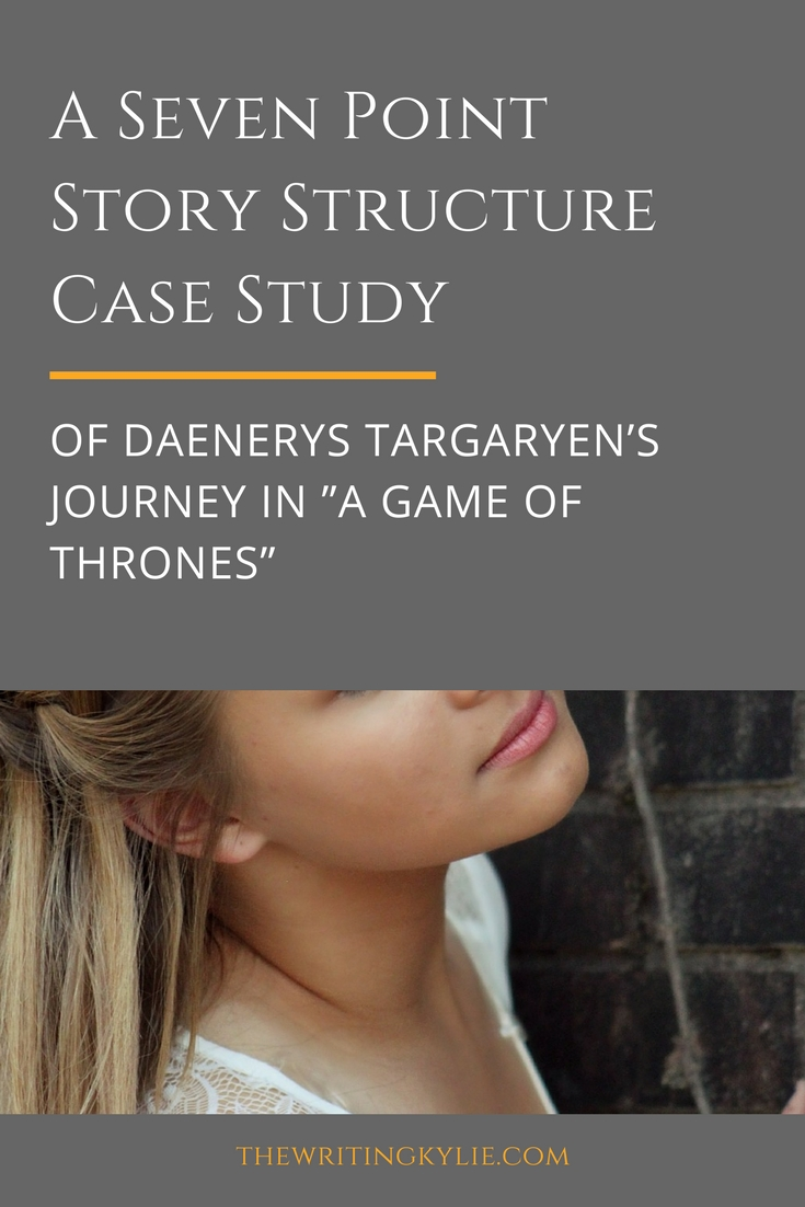 "A Seven Point Story Structure Case Study of Daenerys Targaryen's Journey in ""A Game of Thrones"" + a FREE Download"