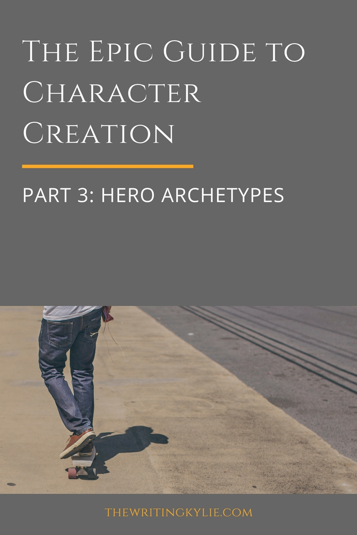 The Epic Guide to Character Creation, Part 3: Hero Archetypes