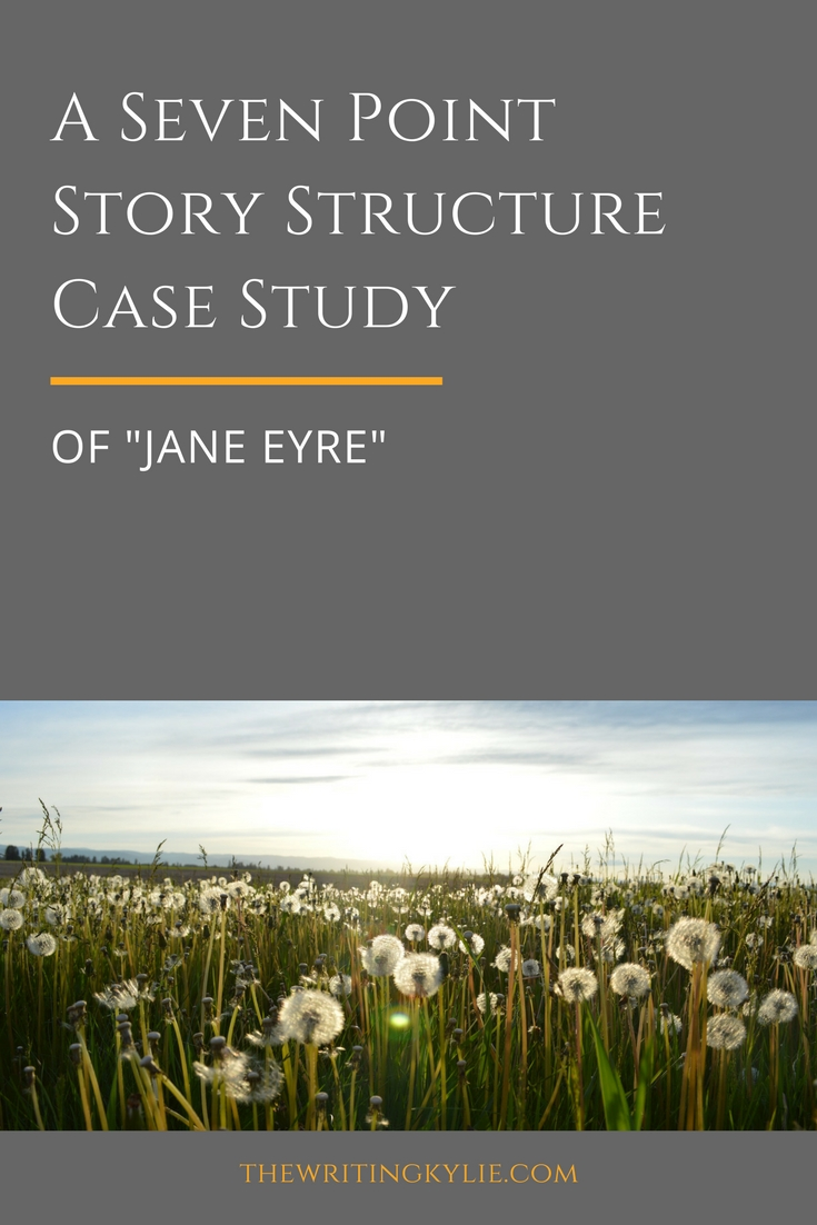 "A Seven Point Story Structure Case Study of ""Jane Eyre"" + a FREE Download"