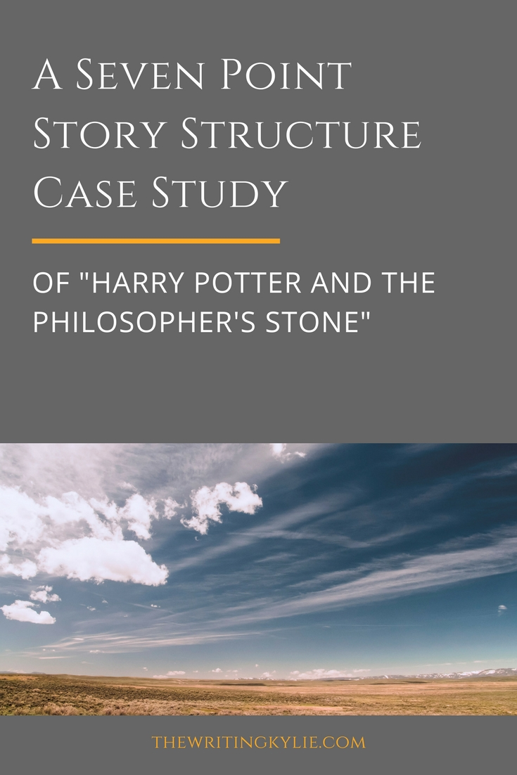 "A Seven Point Story Structure Case Study of ""Harry Potter and the Philosopher's Stone"" + a FREE Download"