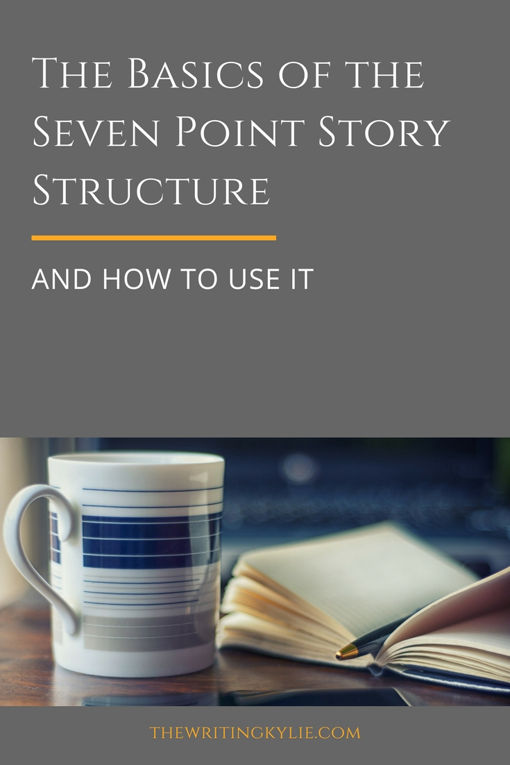 The Basics of the Seven Point Story Structure: and How to Use It + a FREE Download