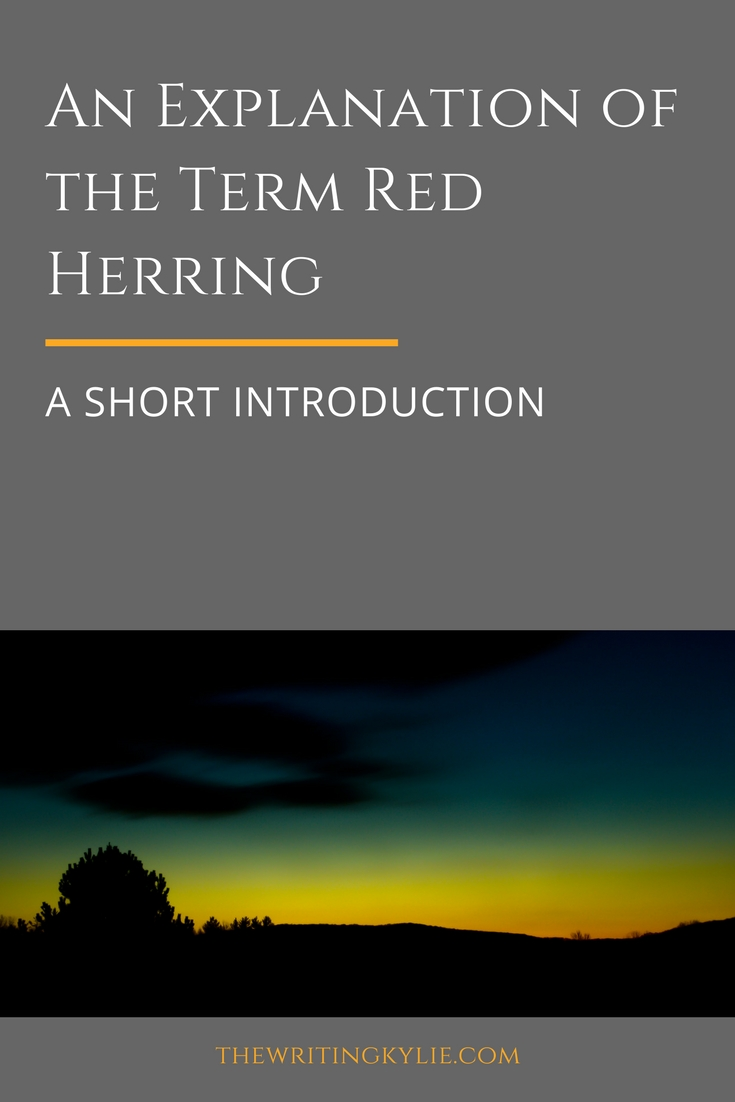 An Explanation of the Term Red Herring: A Short Introduction