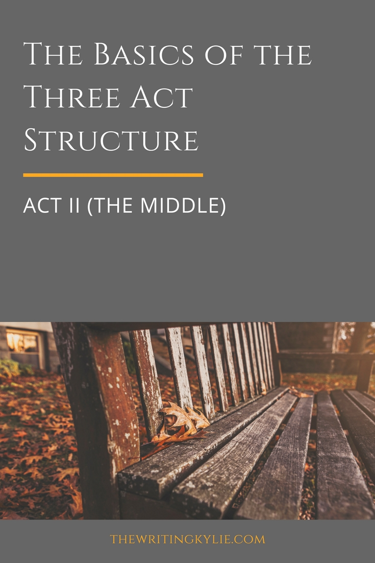 The Basics of the Three Act Structure: Act II (the Middle)