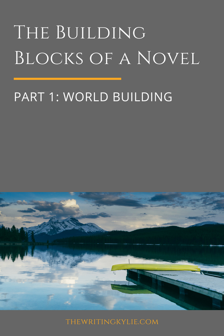 In this post, I'll be writing about world building, the place it has in the novel, why it's an important part, and give you tips on how to develop it to fit your novel.