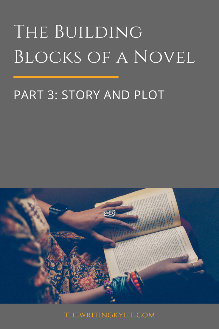 In this post, I'll be writing about story and plot, the place they have in the novel, why they are important, and give you tips on how to structure and develop them to fit your novel.