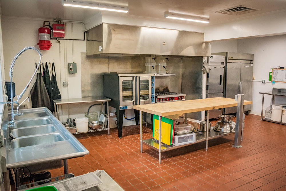 GLUTEN-FREE KITCHEN - WHILE SPACE IS BECOMING LIMITED, OUR GLUTEN-FREE COMMERCIAL KITCHEN IS AVAILABLE TO RENT FOR HOURLY, LONG-TERM OR ONE-TIME EVENTS.WE WELCOME YOU TO INQUIRE ABOUT AVAILABILITY.