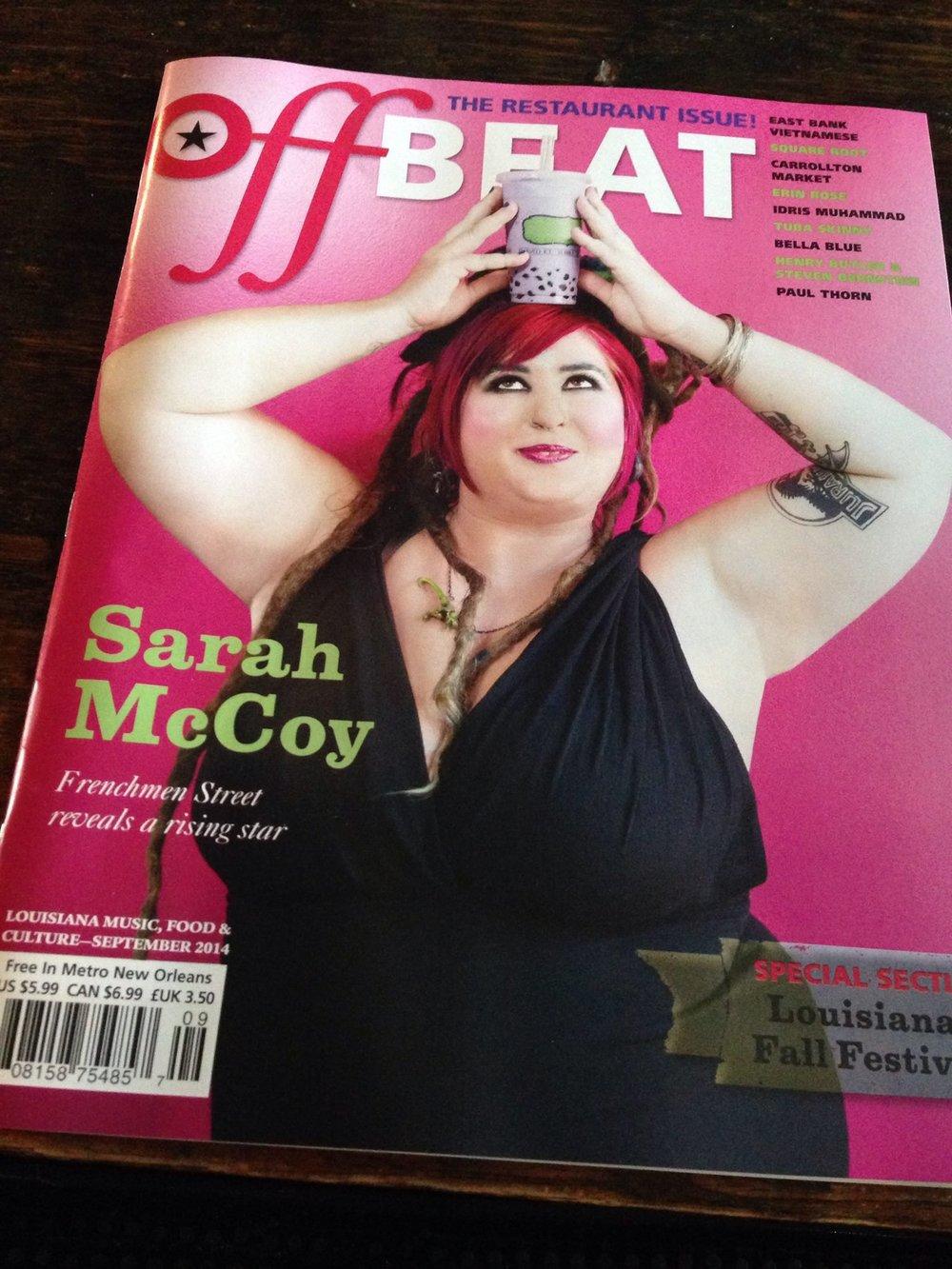 Sarah McCoy & The Oopsie Daisies