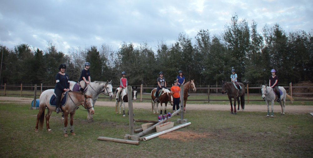Sunriser Stables - Pensacola FL - English Horseback Riding Lessons - Hunter Jumper Stable and Barn (26).JPG
