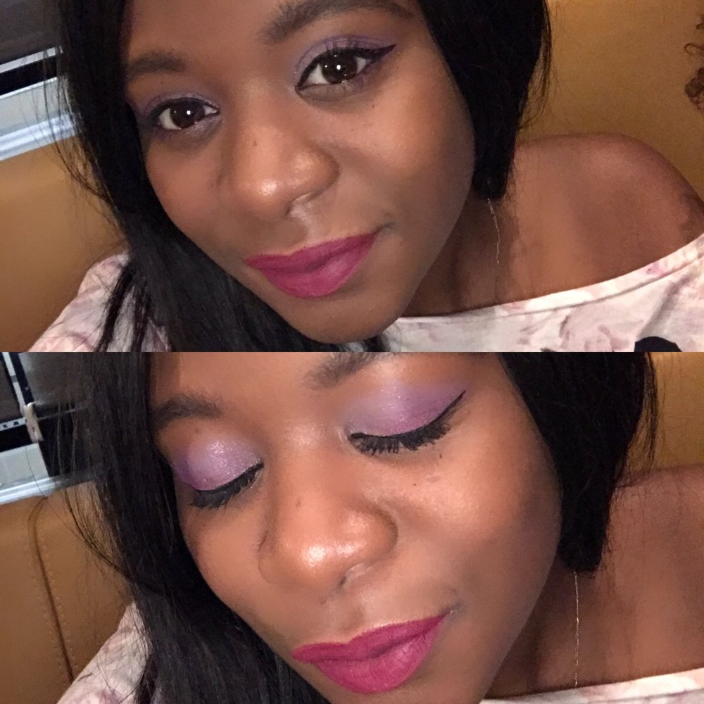 Kylie`s Diary + Sephora Deep Raspberry Lip Stain