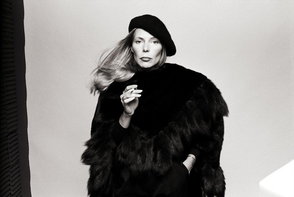 Joni Mitchell 1975
