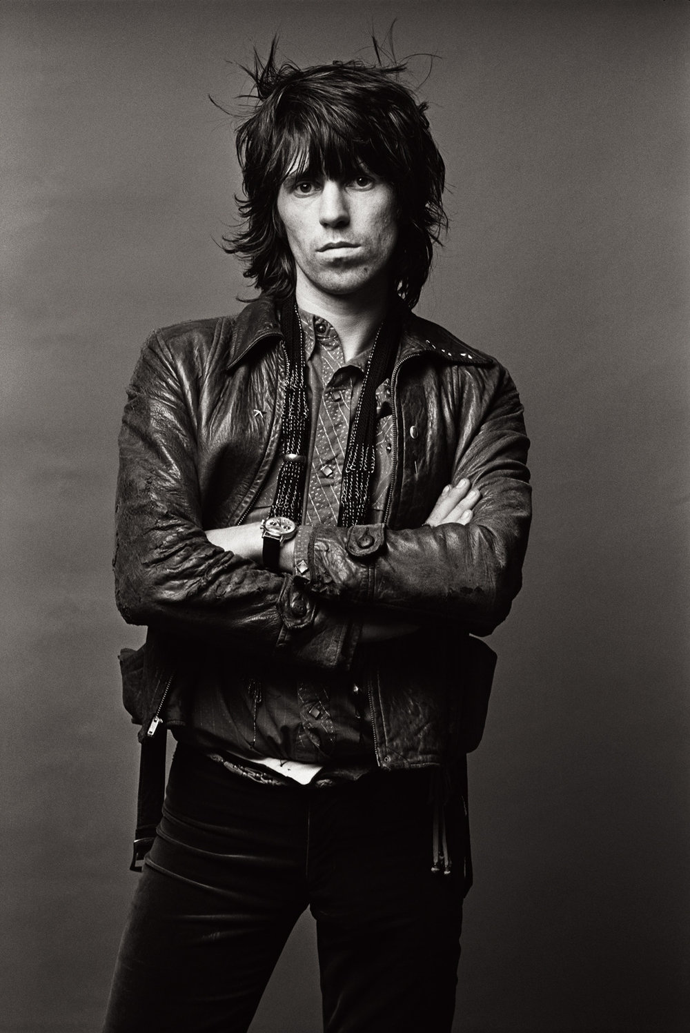 Keith Richards 1972
