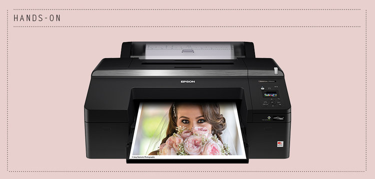 The Epson SureColor P5000 Is Successor To Still Available Stylus