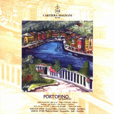Portofino Pad Cover