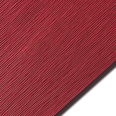 Pleat Rasberry