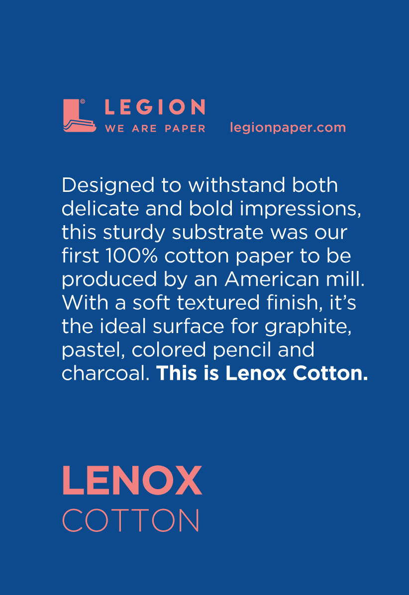 Lenox Cotton Mini Pad