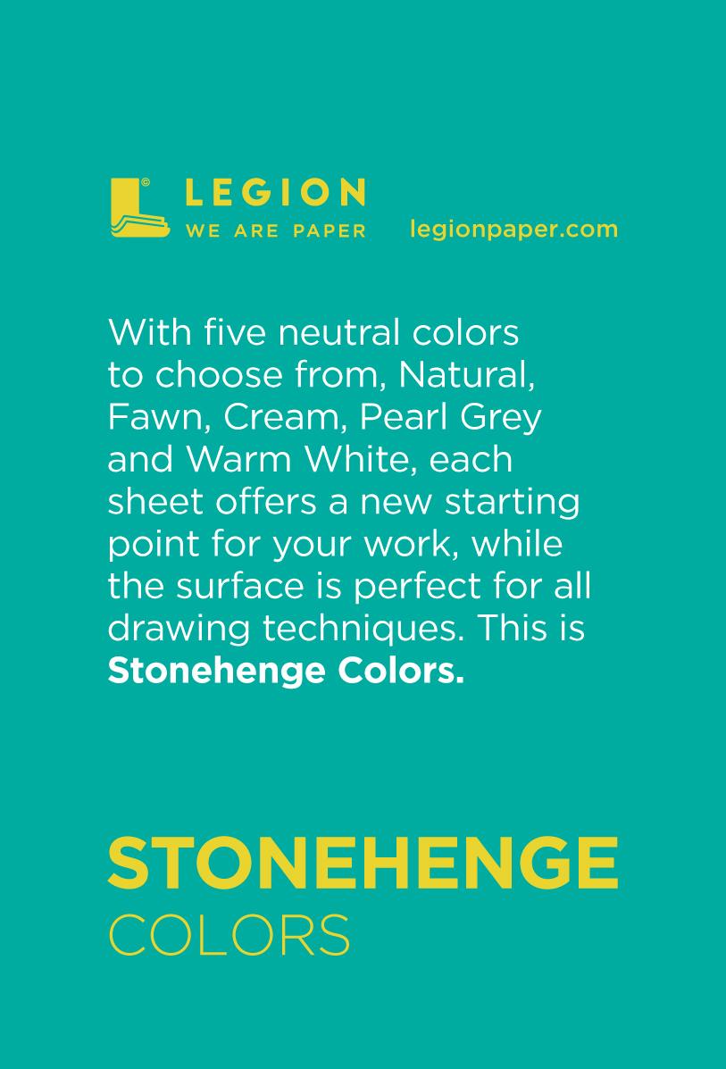 Stonehenge Colors Mini Pad