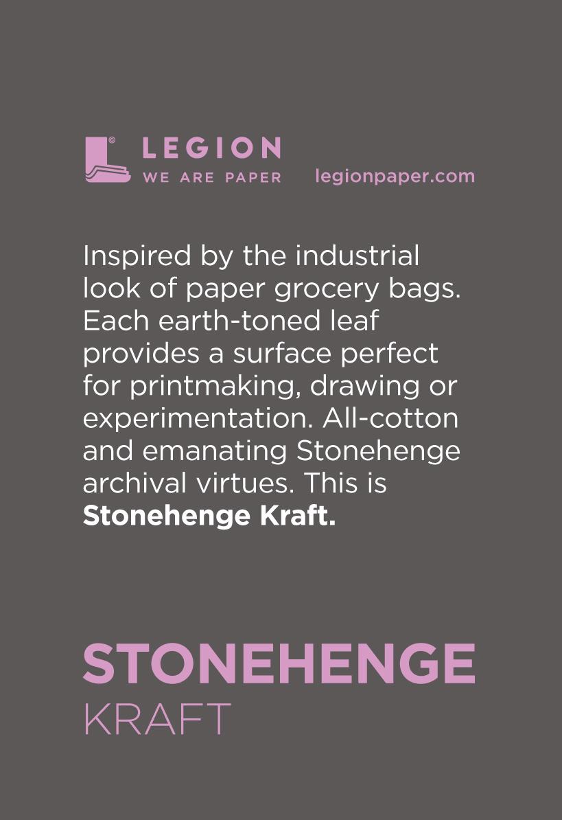 Stonehenge Kraft Mini Pad