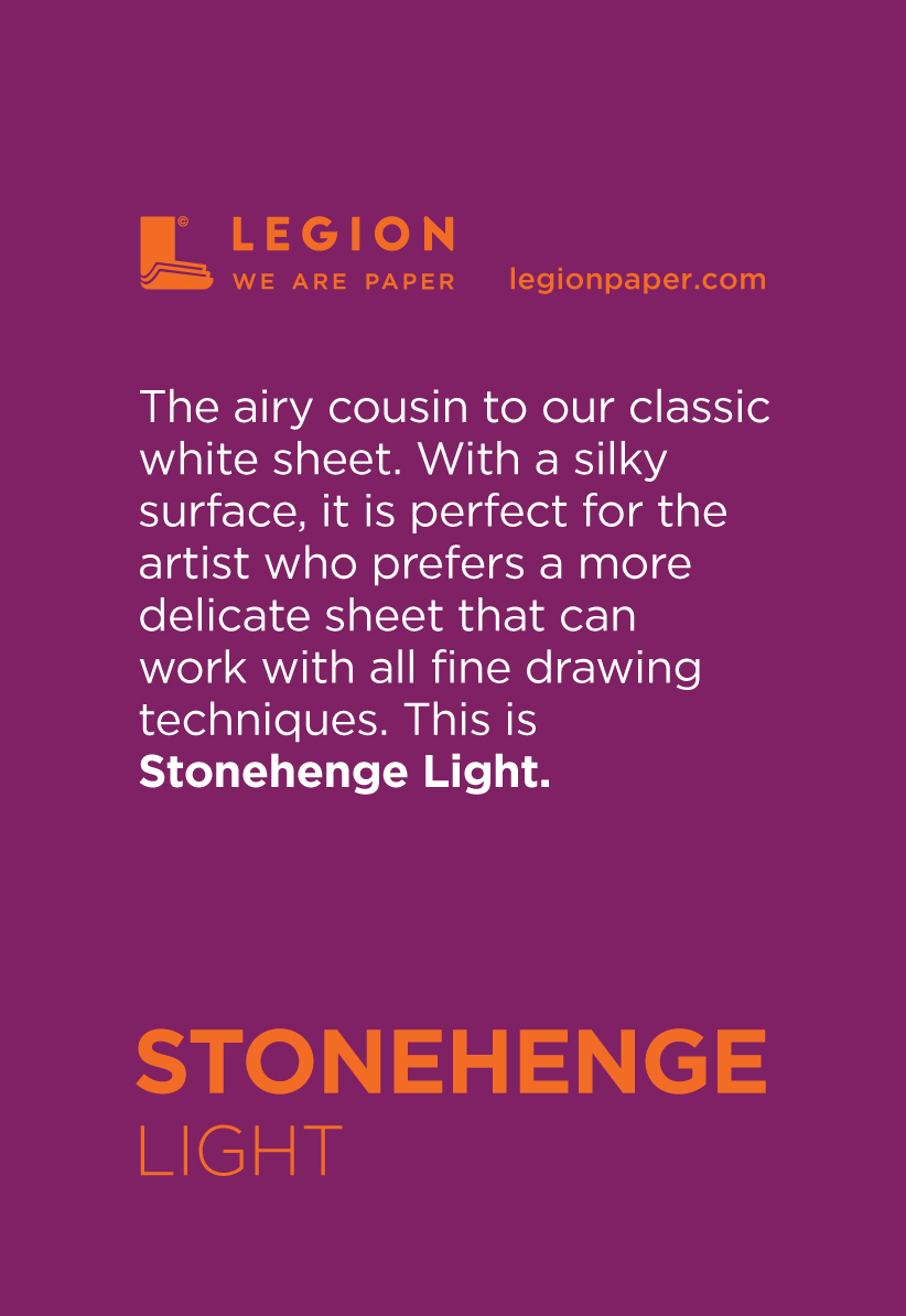 Stonehenge Light Mini Pad