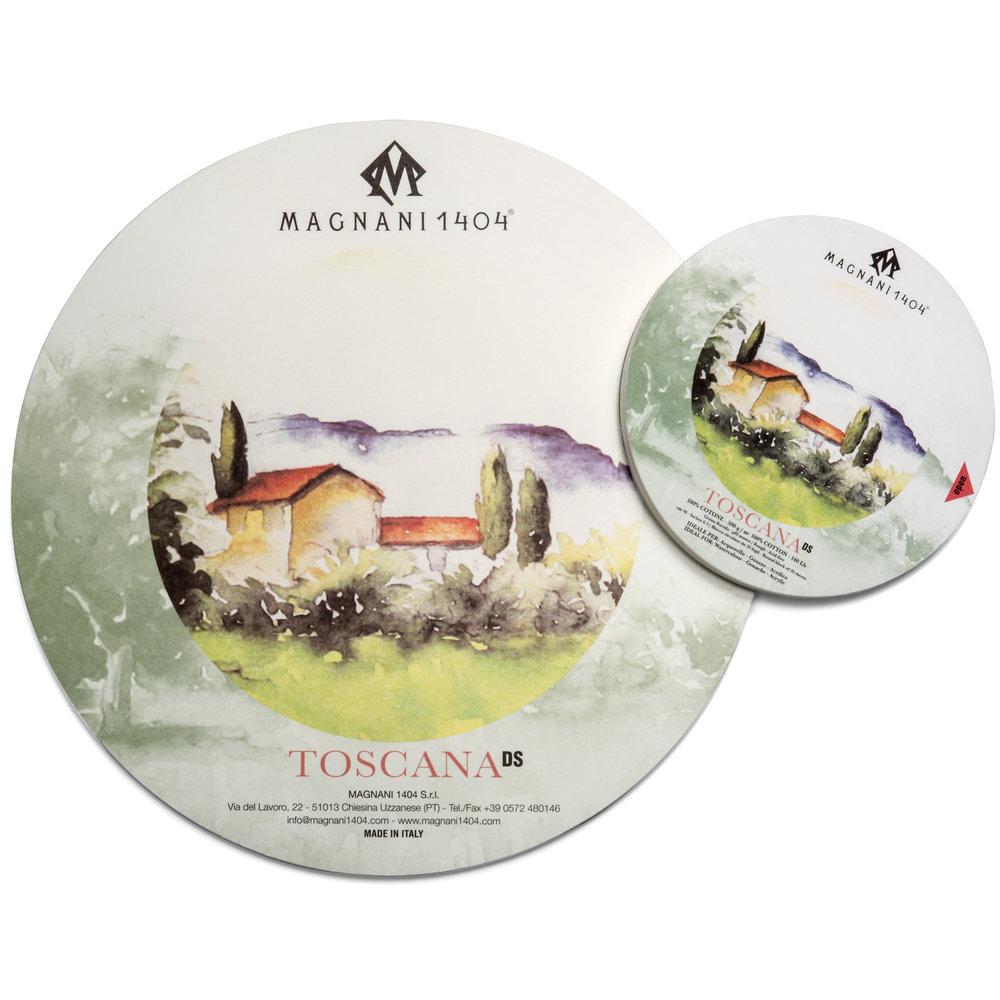 Toscana Round Block