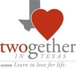We are a registered Twogether in Texas provider.
