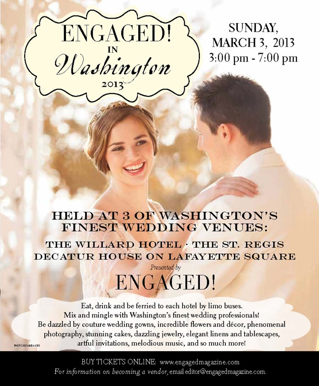 Engaged! Wedding Event
