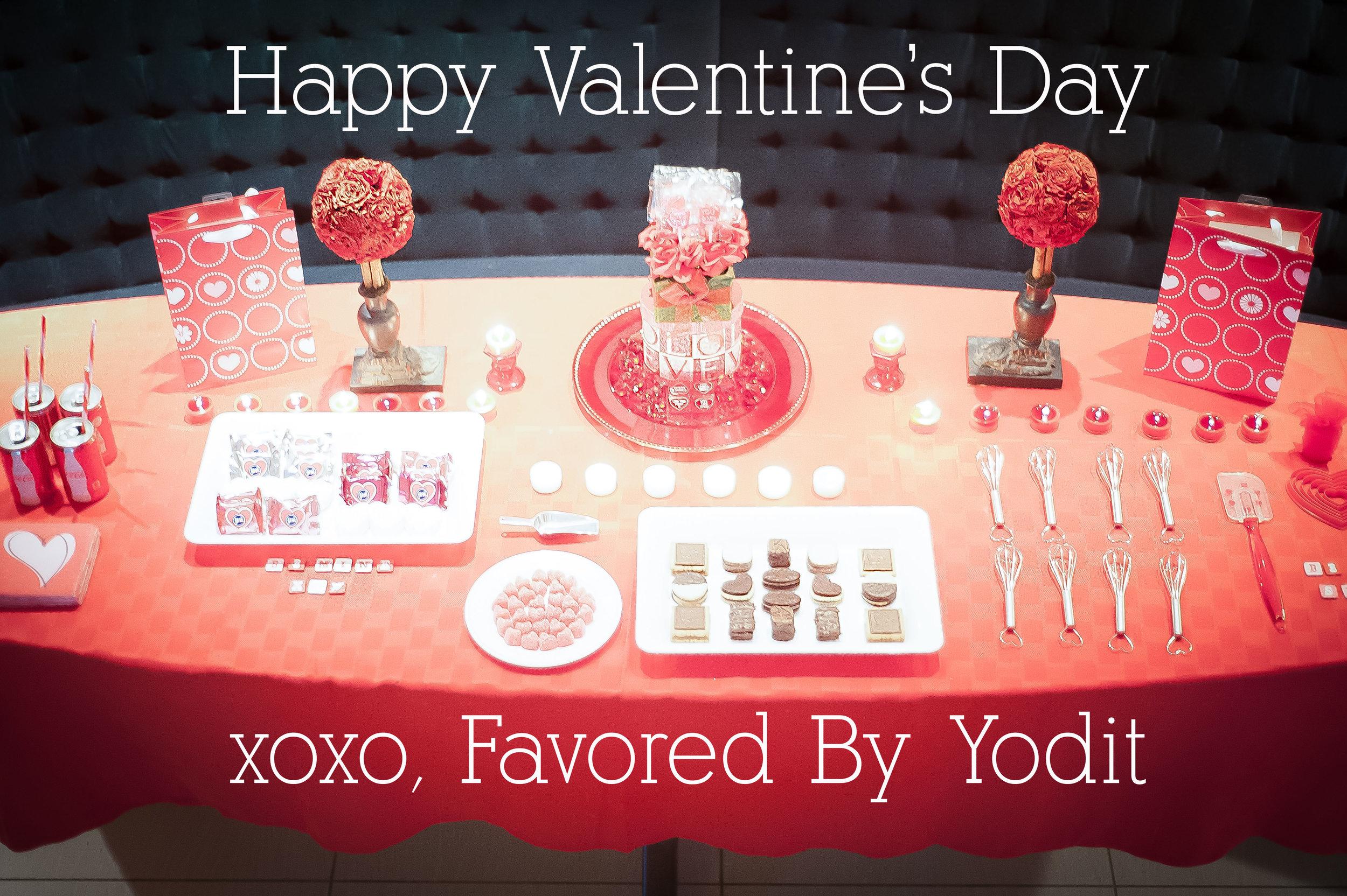 Happy Vday FavoredByYodit