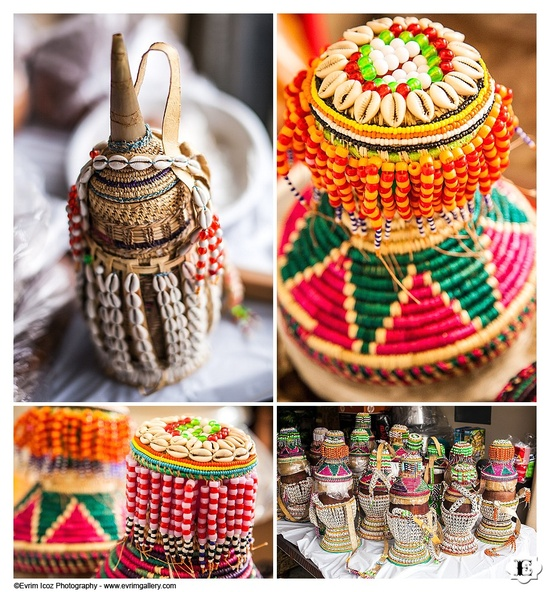 Ethiopian Wedding Decor - Portland