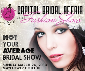 capital bridal affair