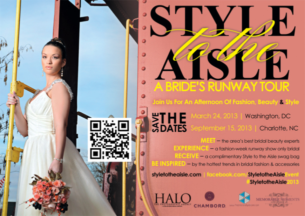 style to the aisle flyer