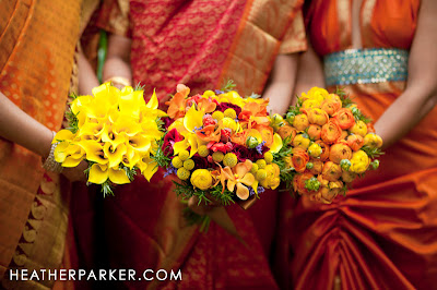 Bollywood Themed Florals