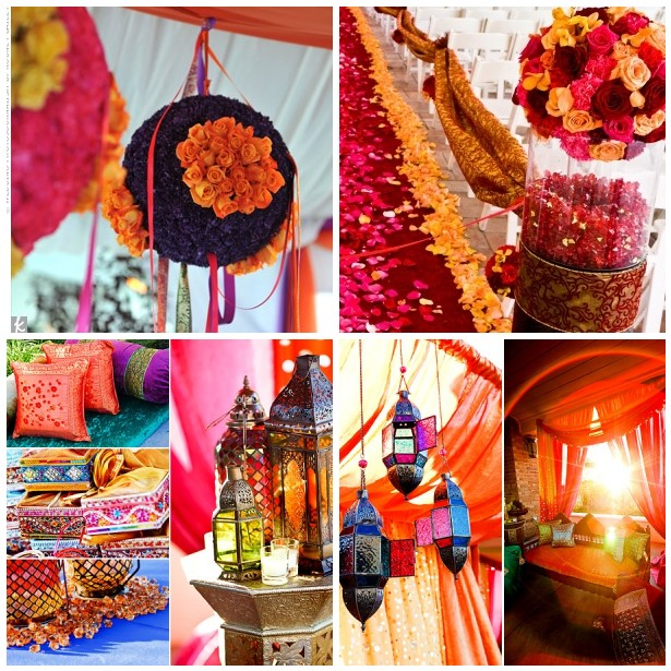 Bollywood Themed Weddings