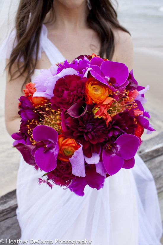Bollywood Inspired Bouquet