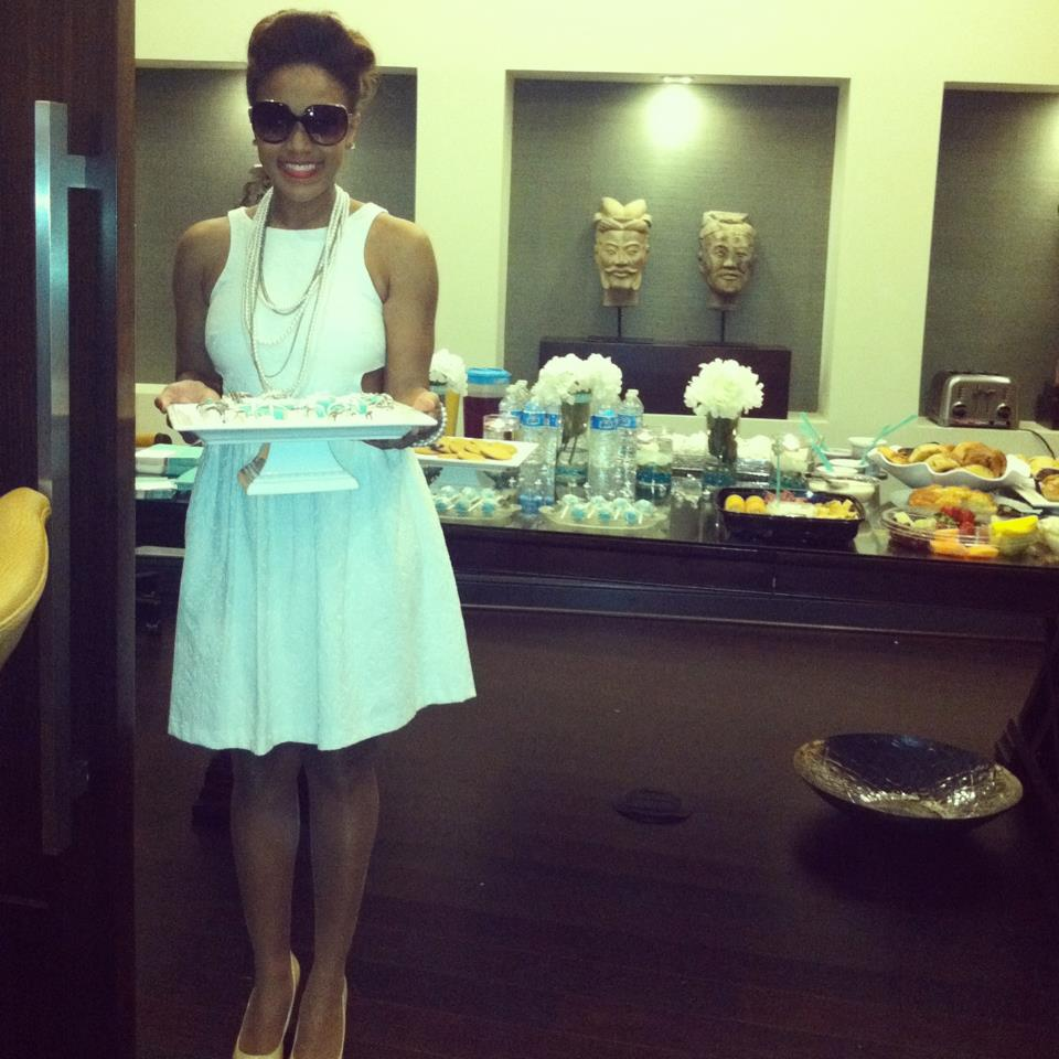 4e88d782e97d Breakfast at Tiffany s Themed Bridal Shower — Favored by Yodit