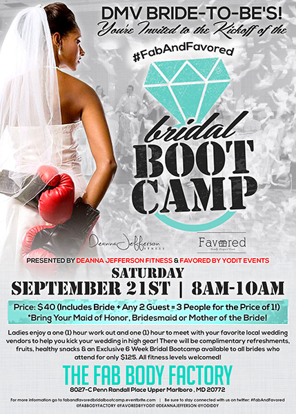 LOW RES FINAL fab and favored bridal bootcamp