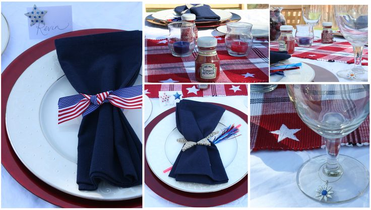 Labor day table ideas