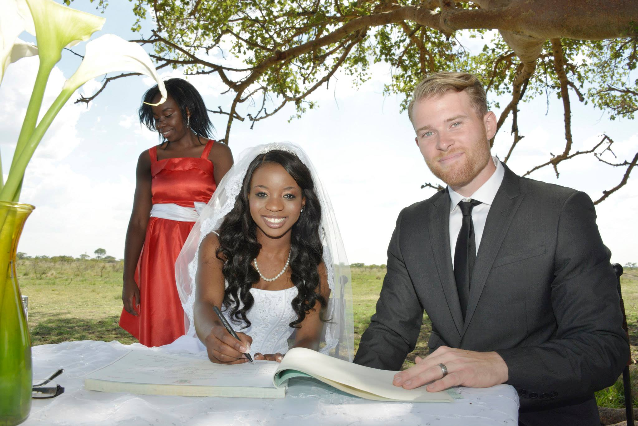 Zimbabwean Wedding 11
