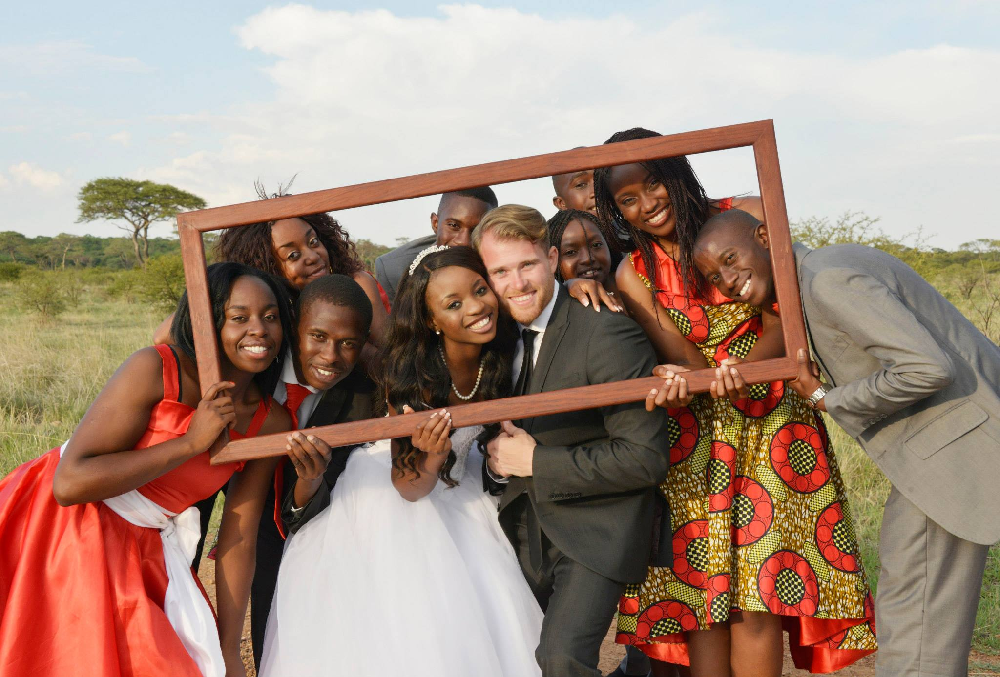 Zimbabwean Wedding 2