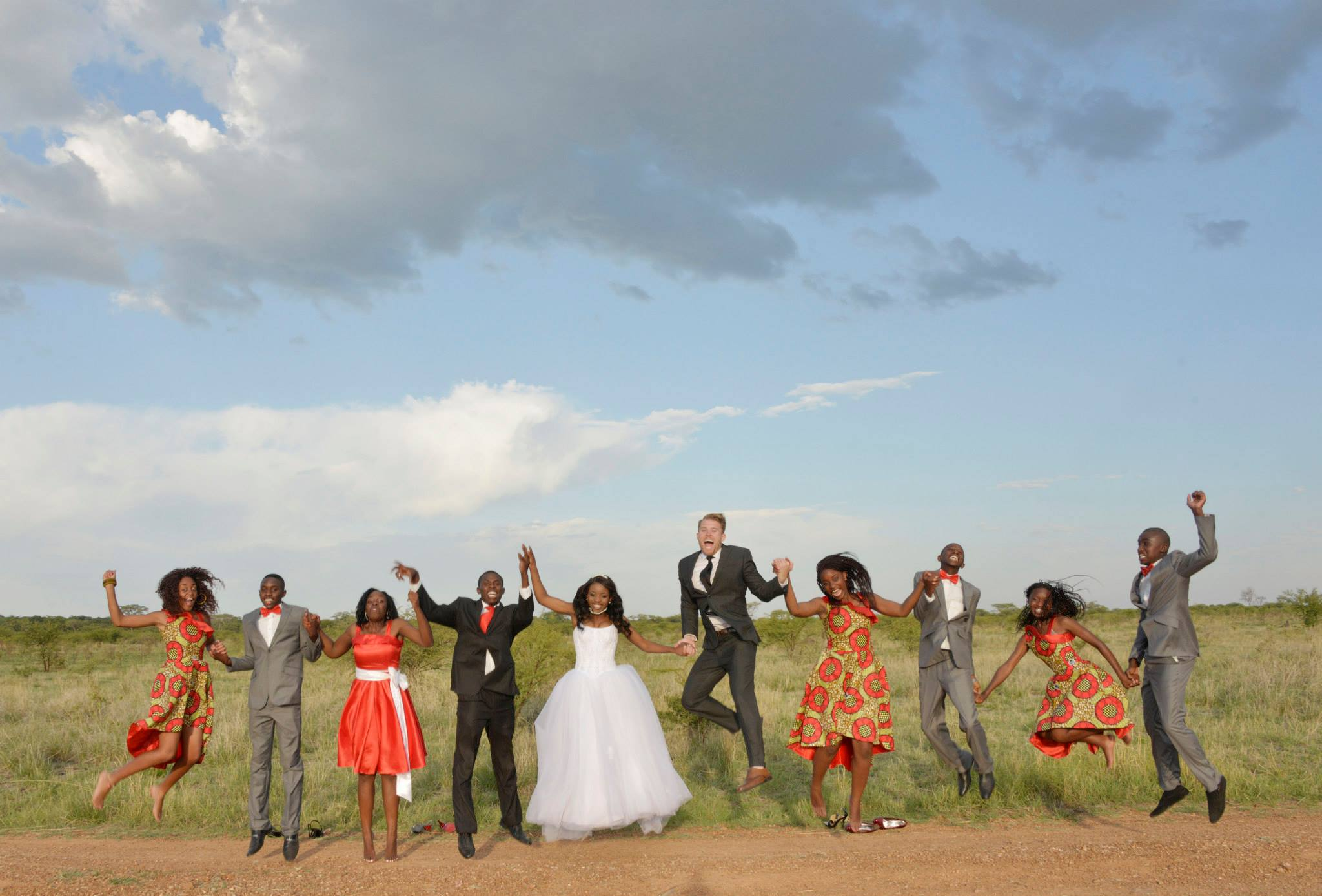 Zimbabwean Wedding 4