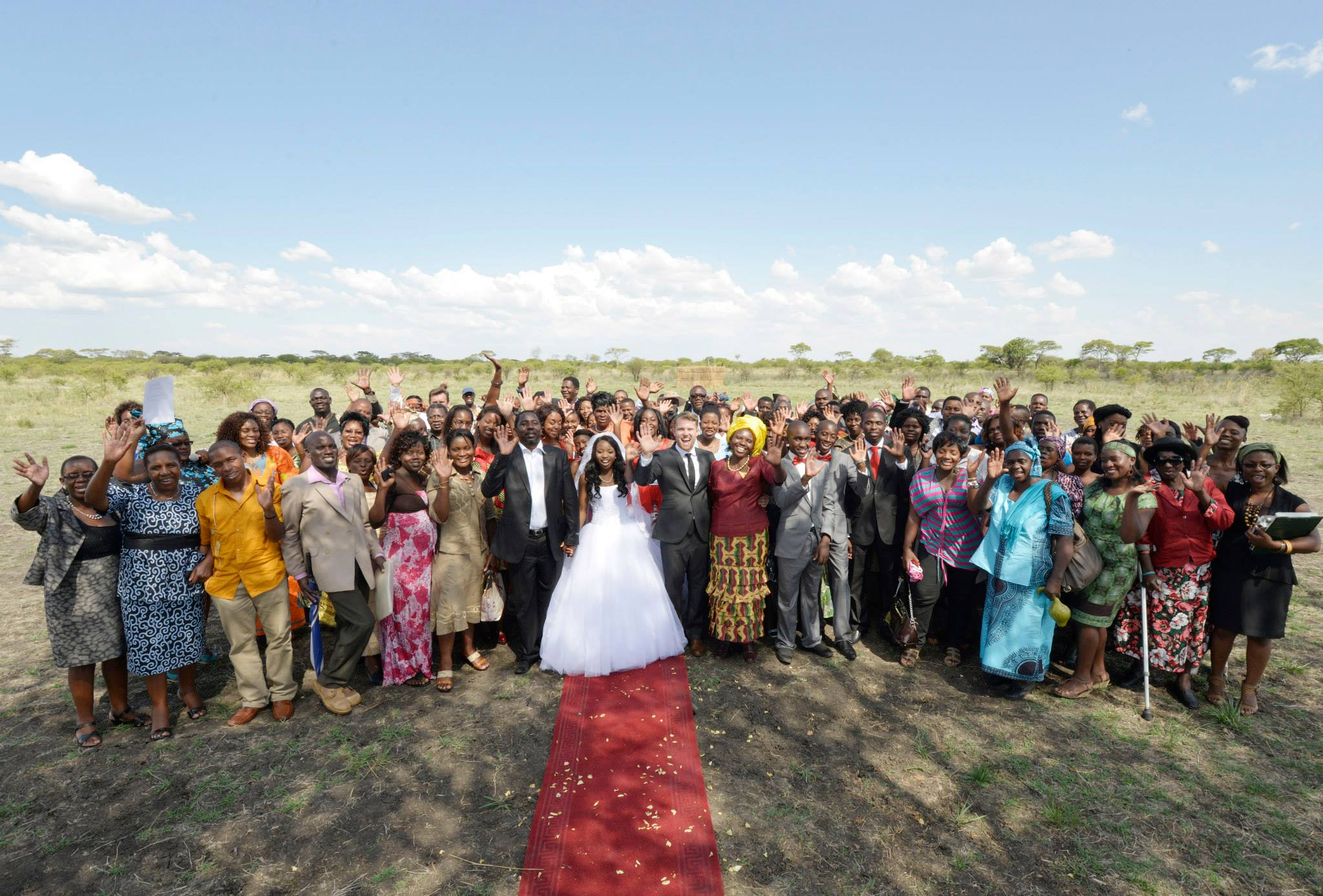 Zimbabwean Wedding 8