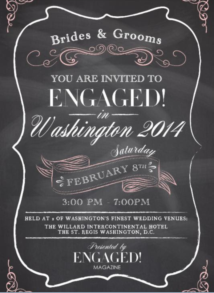 engaged mag event