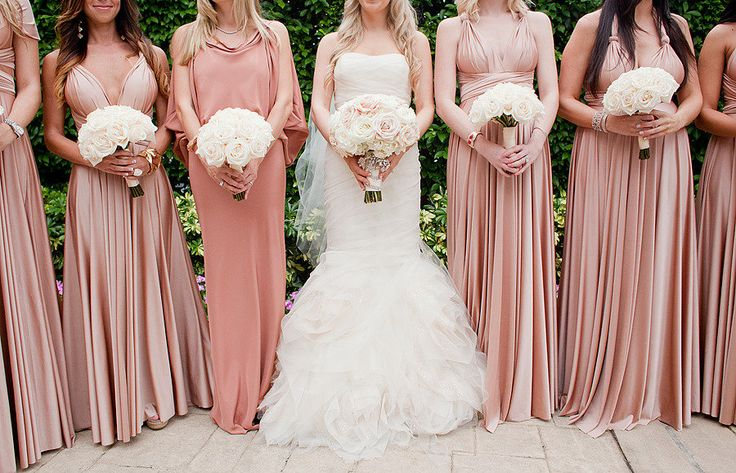 bridesmaid dress 2