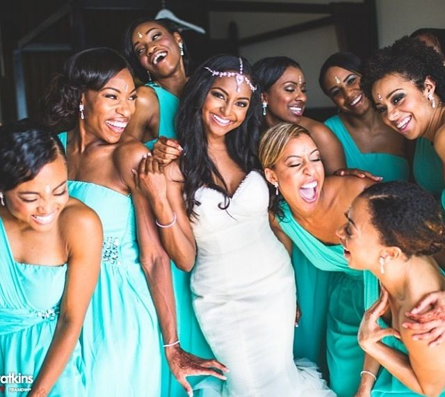 Habesha Bridal Party