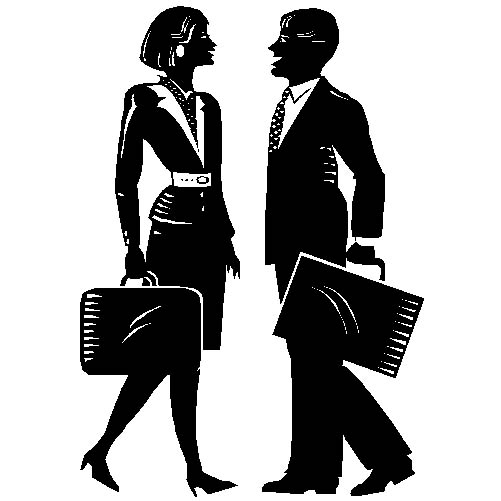 Business-Couple