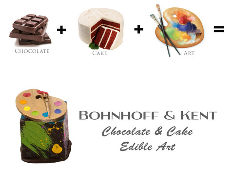 Bohnhoff and Kent Chocolate Handbag