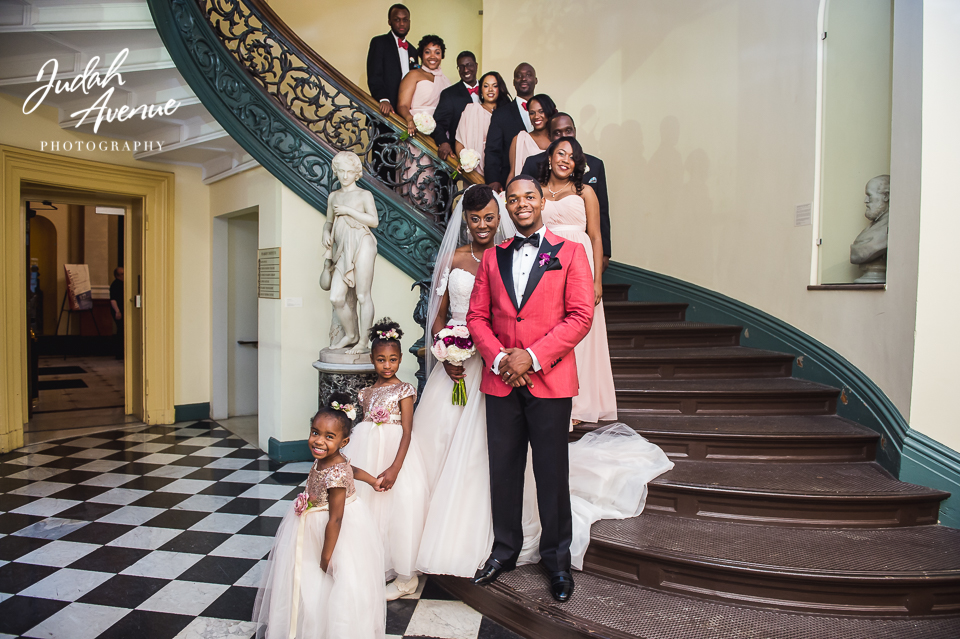 Courtney and Shawn's wedding at George Peabody Library at Baltimore MD wedding photographer in maryland virginia washington dc-715.jpg