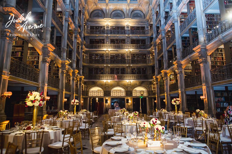 Courtney and Shawn's wedding at George Peabody Library at Baltimore MD wedding photographer in maryland virginia washington dc-816.jpg