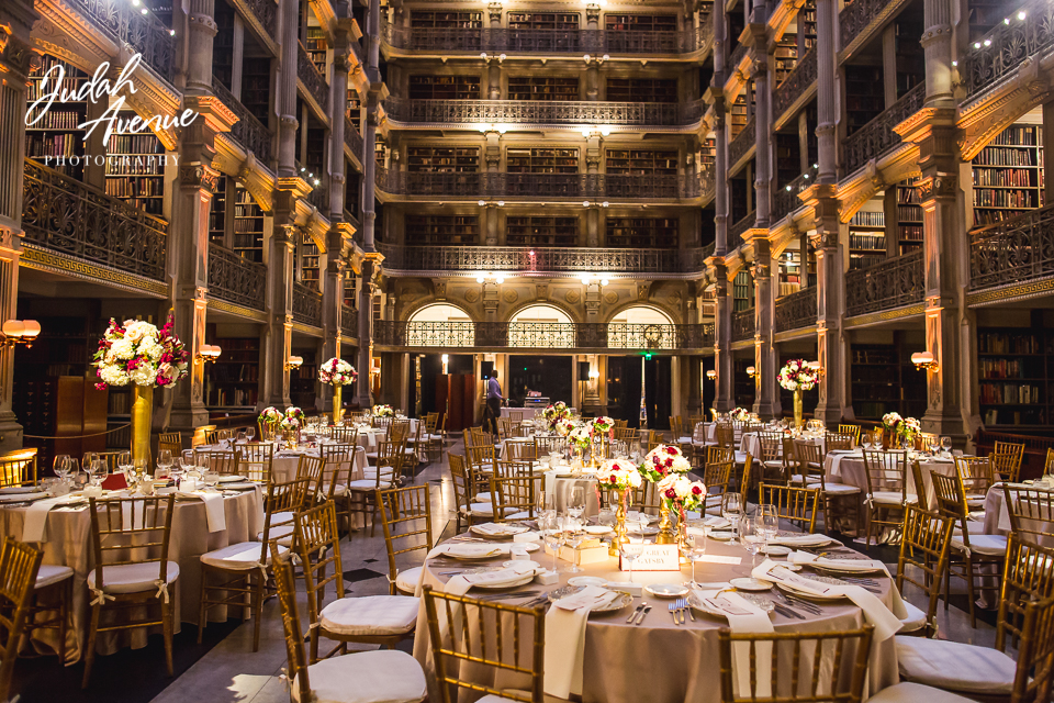 Courtney and Shawn's wedding at George Peabody Library at Baltimore MD wedding photographer in maryland virginia washington dc-819.jpg