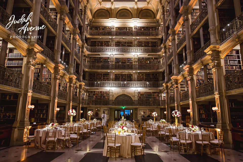 Courtney and Shawn's wedding at George Peabody Library at Baltimore MD wedding photographer in maryland virginia washington dc-880.jpg